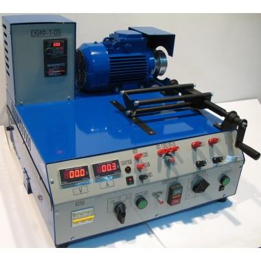 Стенд проверки генераторов и стартеров Скиф-1-05A