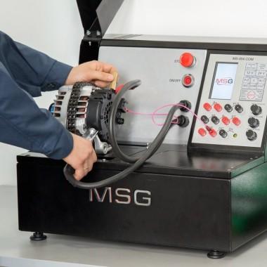 Cтенд для диагностики генераторов и стартеров MSG MS004 COM