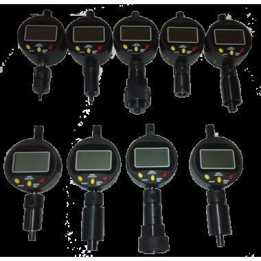 Набор адаптеров для индикаторной головки