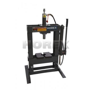 Пресс гидравлический 10 тонн (ручной привод) HZ 01.1.010 Horex