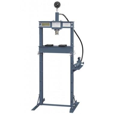 Пресс гидравлический 12Т (ручной привод) HZ 01.1.011