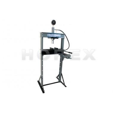 Пресс гидравлический 12Т (ручной привод) Horex HZ 01.1.012-1