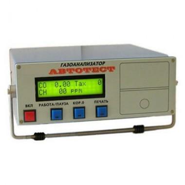 Газоанализатор 2-х компонентный АВТОТЕСТ-01.02