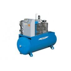 Мощность 4,0 - 15,0 кВт с ременным приводом