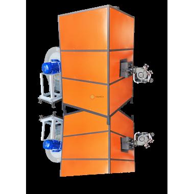 Теплогенератор КВН-евро 150 квт (Д)