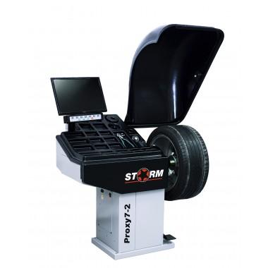 Автоматический Балансировочный станок СТОРМ Proxy-7-2