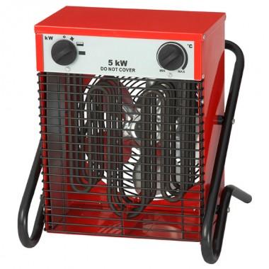 Промышленный тепловентилятор (тепловая пушка) ПЭТ-5 5 кВт