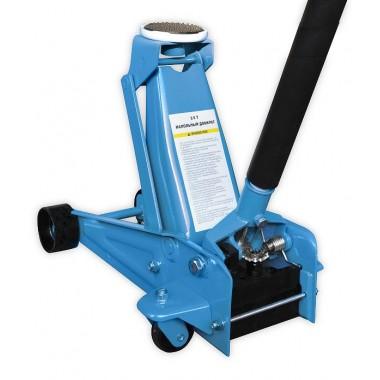 Домкрат подкатной гаражный XRD0337L на 3.5 т (90/550 мм)