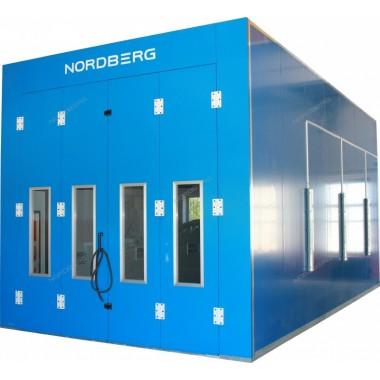 Окрасочно сушильная камера nordberg medio 2