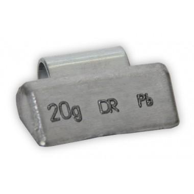 Грузик балансировочный для литых дисков 20 г