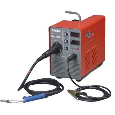 Инверторный аппарат JASIC MIG200 (J03/N214)