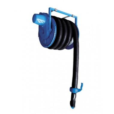 Катушка для удаления выхлопных газов HR80 (со шлангом 100 мм х 10 м)