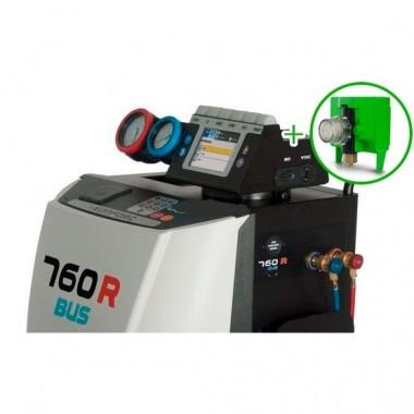 Автоматическая станция обслуживания кондиционеров Texa 760R BUS