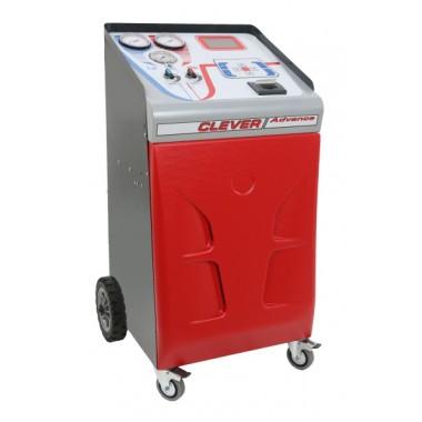CLEVER  EVOLUTION  установка для обслуживания кондиционеров, автомат.