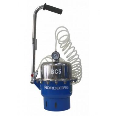 Установка для прокачки тормозов Nordberg BC5